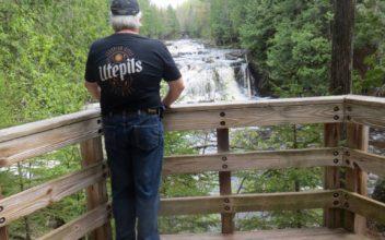 Copper River Falls, WI