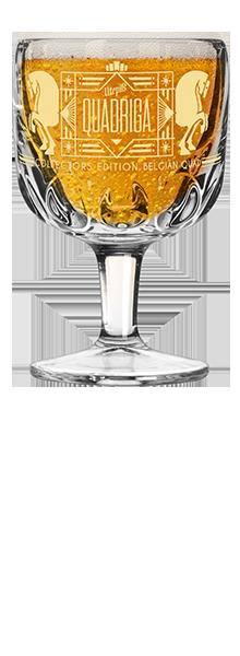 Quadriga-glass
